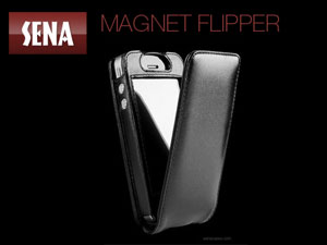 Sena Cases: Magnet Flipper case