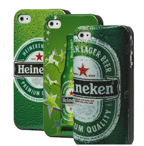 Heineken iPhone 4[S] cases