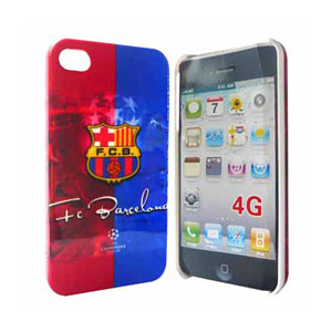 FC Barcelona cases voor iPod Touch en iPhone 4[S]