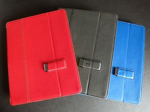 SwitchEasy Pelle case voor de New iPad