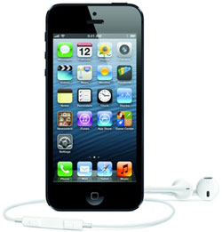 Apple onthult iPhone 5