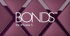SwitchEasy Bonds case voor de iPhone 5