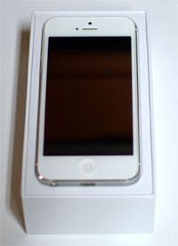 Mijn nieuwe iPhone 5