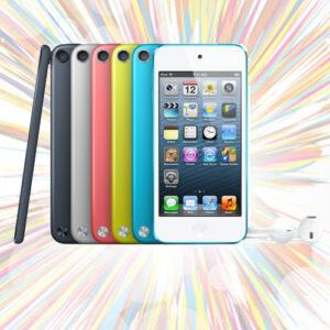 iPod weetjes op een rij