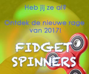 Fidget Spinner online kopen bij MamaLoom